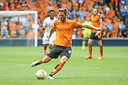 Wolves James Henry during the Sky Bet Championship match between Wolverhampton Wanderers and Hull City at Molineux, Wolverhampton, England on 16 August 2015. Photo by Shane Healey.