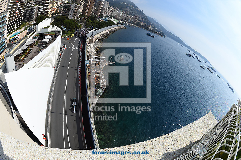 Lewis Hamilton of Mercedes AMG Petronas during the practice session for the 2017 Monaco Formula One Grand Prix at the Circuit de Monaco, Monte Carlo<br /> Picture by EXPA Pictures/Focus Images Ltd 07814482222<br /> 25/05/2017<br /> *** UK &amp; IRELAND ONLY ***<br /> <br /> EXPA-EIB-170525-0121.jpg