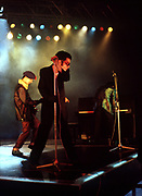 Ian Dury in concert 1979