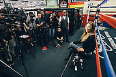 184 Rousey Media Day