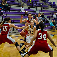 12-30-14 Berryville Holiday Hoops BHS Girls vs Pocahontas