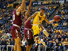 12/23/17 West Virginia vs. Fordham