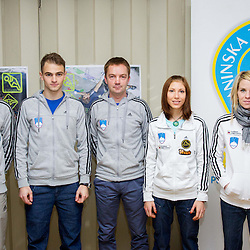 20131113: SLO, Climbing - Press conference of IFSC World Cup Competition in sport climbing Kranj