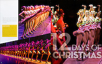 Excerpt from the 2013 Radio City Christmas Spectacular program.
