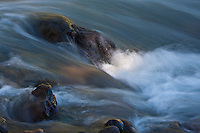 West Fork Of The Cimarron River near Silver Jack Reservoir.  Colorado.