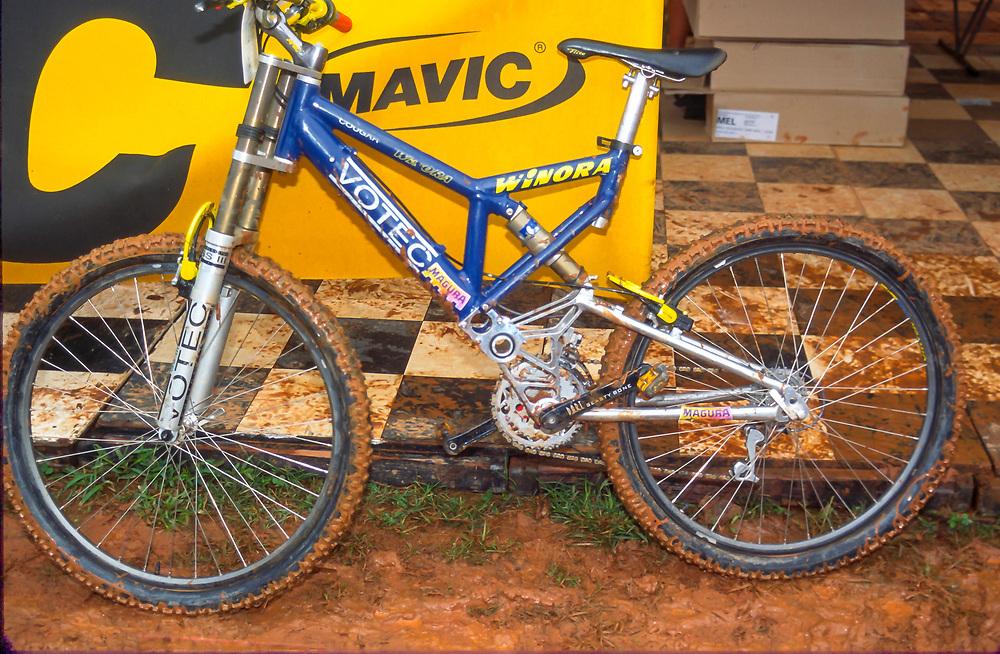 Votec Cougar downhill bike, 1996