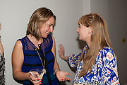 CHRISTINE AL-BADER; CLEMENTINE FRASER, Party hosted for Jason Wu by Plum Sykes and Christine Al-Bader. Ladbroke Grove. London. 22 March 2011. -DO NOT ARCHIVE-© Copyright Photograph by Dafydd Jones. 248 Clapham Rd. London SW9 0PZ. Tel 0207 820 0771. www.dafjones.com.