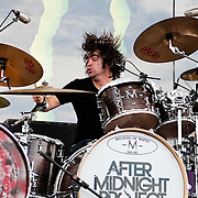 After Midnight Project performs at Epicenter 2009 at the Fairplex in Pomona California USA