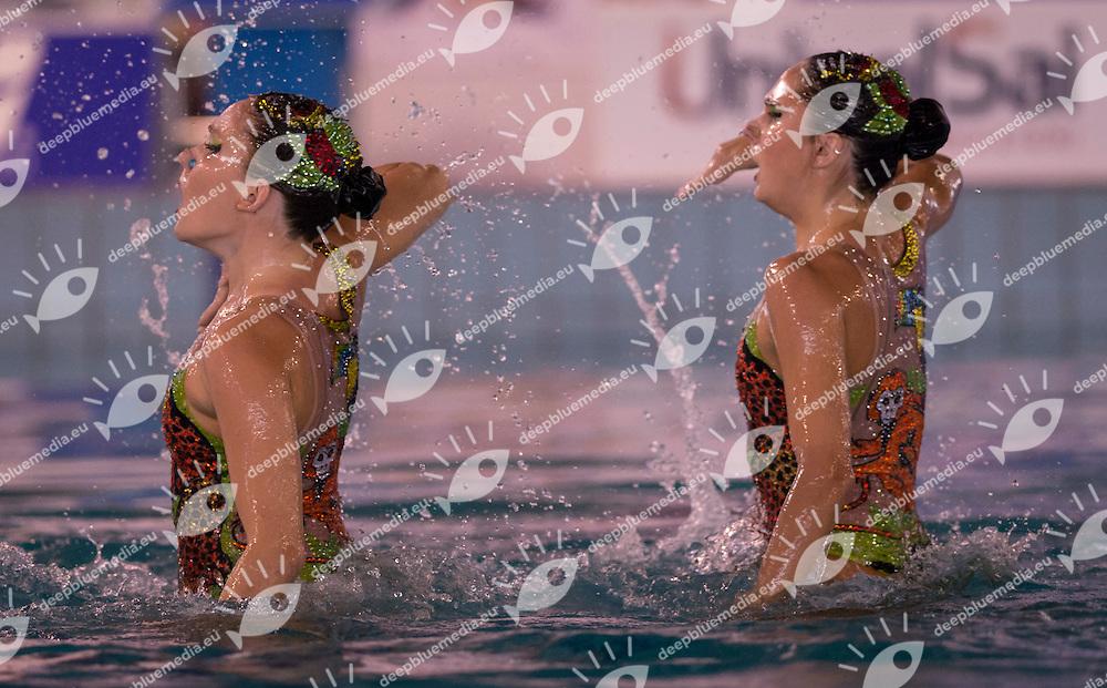 BRAZIL<br /> MICCUCI Maria Eduarda<br /> NUNES BORGES Luisa<br /> Duo - Finali<br /> Campionato Nazionale Italiano Assoluti 2016<br /> Avezzano (AQ) 2-5 Giugno 2016<br /> Day3<br /> Photo P. Mesiano/Insidefoto/Deepbluemedia.eu