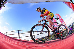 Laurens Sweeck (BEL), Men U23, Cyclo-cross Superprestige #8 Middelkerke, Belgium, 14 February 2015, Photo by Paul Burgoine / PelotonPhotos.com