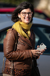 © Licensed to London News Pictures . 14/09/2019. Bournemouth, UK. LAYLA MORAN MP arrives . The first day of the Liberal Democrat Party Conference at the Bournemouth International Centre . Photo credit: Joel Goodman/LNP