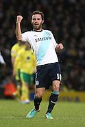 Norwich City v Chelsea 261212