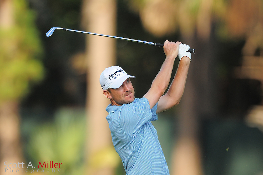 George McNeill during the first round of the Players Championship at the TPC Sawgrass on May 10, 2012 in Ponte Vedra, Fla. ..©2012 Scott A. Miller..