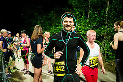 Marko Remec at 10th Nocna 10ka 2016, traditional run around Bled's lake, on July 09, 2016 in Bled,  Slovenia. Photo by Vid Ponikvar / Sportida