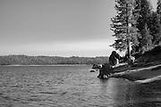 Location: Shaver Lake, CA