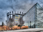 European Parliament in Strasbourg.<br />