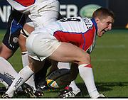 20,05/06 Powergen Cup Bath Rugby vs Bristol Rugby, Greg Nicholls Bath, ENGLAND, 01.10.2005   © Peter Spurrier/Intersport Images - email images@intersport-images..