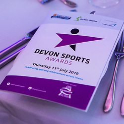 Devon Sports Awards 2019