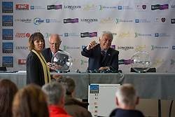 Draw for the Nations Cup<br /> Longines Jumping International de La Baule 2015<br /> &copy; Hippo Foto - Dirk Caremans<br /> 14/05/15