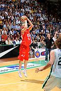 DESCRIZIONE : Siena Lega A 2008-09 Playoff Finale Gara 2 Montepaschi Siena Armani Jeans Milano<br /> GIOCATORE : Mindaugas Katelynas<br /> SQUADRA : Armani Jeans Milano <br /> EVENTO : Campionato Lega A 2008-2009 <br /> GARA : Montepaschi Siena Armani Jeans Milano<br /> DATA : 12/06/2009<br /> CATEGORIA : three points<br /> SPORT : Pallacanestro <br /> AUTORE : Agenzia Ciamillo-Castoria/G.Ciamillo