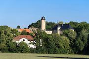 Burg Denstedt bei Weimar, Thüringen, Deutschland | castle Denstedt near Weimar, Thuringia, Germany