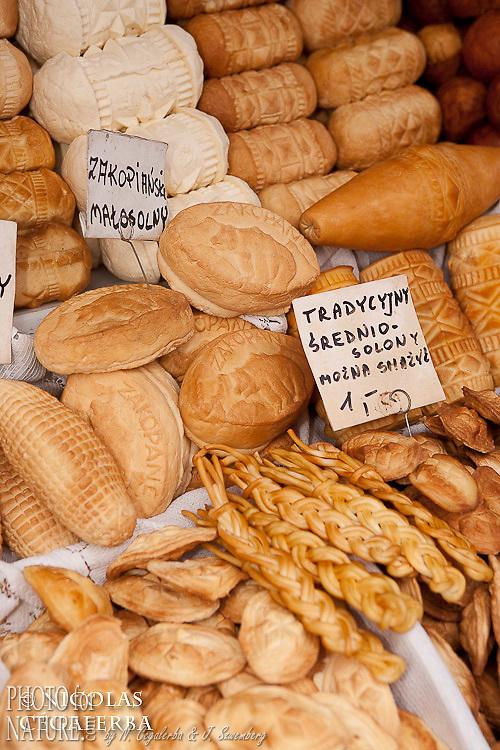 Le fromage fumé et moulé est un des symboles de Zakopane et des Tatras