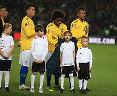 Brazil v Cameron - 20 Nov 2018