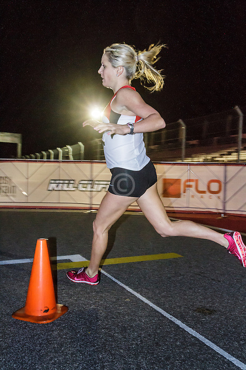 Beer Mile World Championships, Inaugural, Women's Elite race, Kirsty Jahn Smith