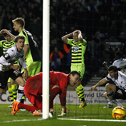 Derby County v Yeovil Town