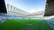 St James' Park ahead of the Premier League match between Newcastle United and Bournemouth at St. James's Park, Newcastle, England on 4 November 2017. Photo by Craig Doyle.