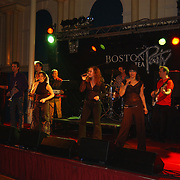 10 Jarig bestaan Lowland, Boston tea Party band