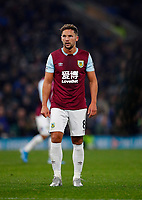 Football - 2019 / 2020 Premier League - Burnley vs. Manchester City<br /> <br /> Danny Drinkwater of Burnley at Turf Moor.<br /> <br /> COLORSPORT/LYNNE CAMERON