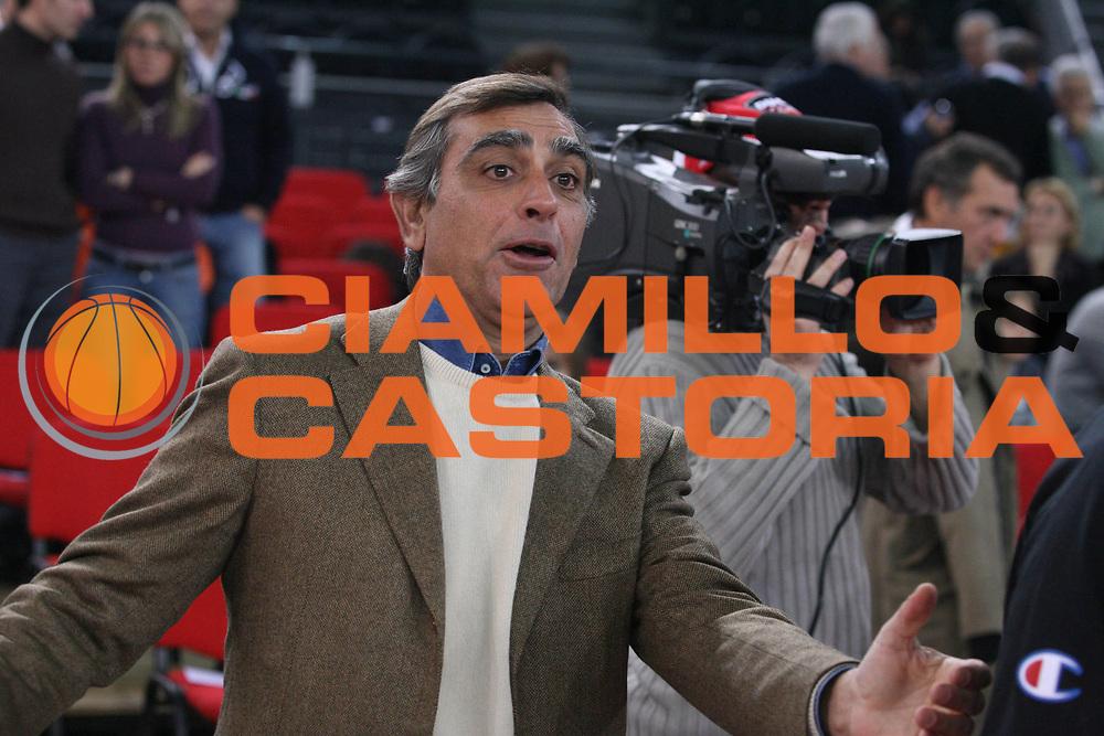 DESCRIZIONE : Roma Lega A1 2006-07 Lottomatica Virtus Roma Armani Jeans Milano <br />GIOCATORE : Toti<br />SQUADRA : Lottomatica Virtus Roma<br />EVENTO : Campionato Lega A1 2006-2007 <br />GARA : Lottomatica Virtus Roma Armani Jeans Milano <br />DATA : 28/01/2007 <br />CATEGORIA : Ritratto Vip<br />SPORT : Pallacanestro <br />AUTORE : Agenzia Ciamillo-Castoria/G.Ciamillo
