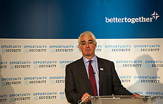 Alistair Darling Better Together | Edinburgh | 16 January 2014