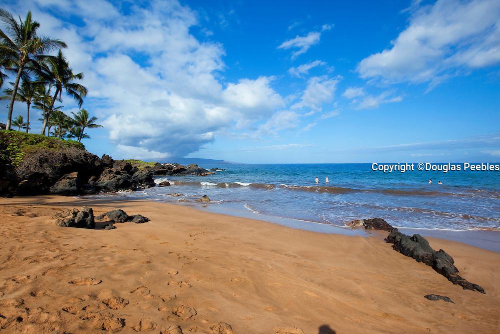 Po'olenalena Beach, Makena, Wailea, Maui, Hawaii