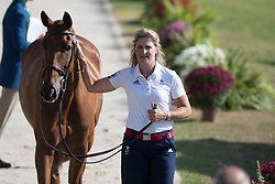 Cook Kristina, GBR, Billy The Red<br /> Olympic Games Rio 2016<br /> © Hippo Foto - Dirk Caremans<br /> 05/08/16