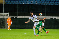 during a football game between NK Olimpija Ljubljana and NK Maribor in Final Round (18/19)  of Pokal Slovenije 2018/19, on 30th of May, 2014 in Arena Z'dezele, Ljubljana, Slovenia. Photo by Matic Ritonja / Sportida