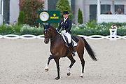 Charlotte Haid Bondergaard - Lydianus<br /> World Equestrian Festival CHIO Aachen 2011<br /> © DigiShots