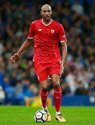 Steven N'Zonzi of Sevilla - Mandatory by-line: Matt McNulty/JMP - 06/08/2017 - FOOTBALL - Goodison Park - Liverpool, England - Everton v Sevilla - Pre-season friendly