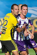 Rnd 25 Perth Glory v Wellington Phoenix