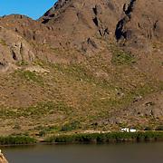 Balandra bay. La Paz. BCS. Mexico.