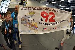 Cérémonie de Clôture aux Jeux Nationaux de L'Avenir