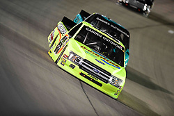March 1, 2019 - Las Vegas, Nevada, U.S. - LAS VEGAS, NV - MARCH 01: Matt Crafton (88) ThorSport Ford F-150 racing during the Gander Outdoors Truck Series Strat 200 race on March 1, 2019, at Las Vegas Motor Speedway in Las Vegas, NV. (Photo by David Allio/Icon Sportswire) (Credit Image: © David Allio/Icon SMI via ZUMA Press)