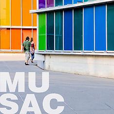 MUSAC Museo de Arte Contemporáneo - León - Mansilla + Tuñón