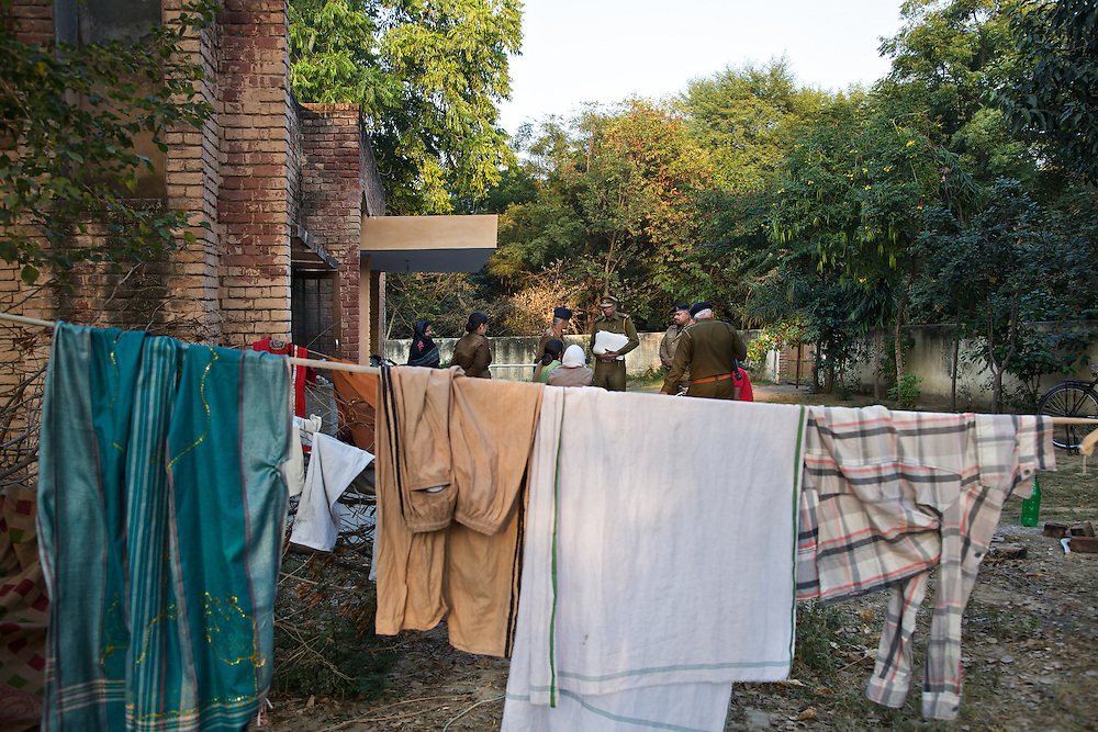 A governmental shelter in Hisar, a village in Haryana. Bringing some relief to runaway couples, the Haryana government has set up temporary shelters to save them from being targeted by relatives and community leaders opposed to their marriage. The government believes it is a step which will help to bring down cases of honour killings in Haryana.
