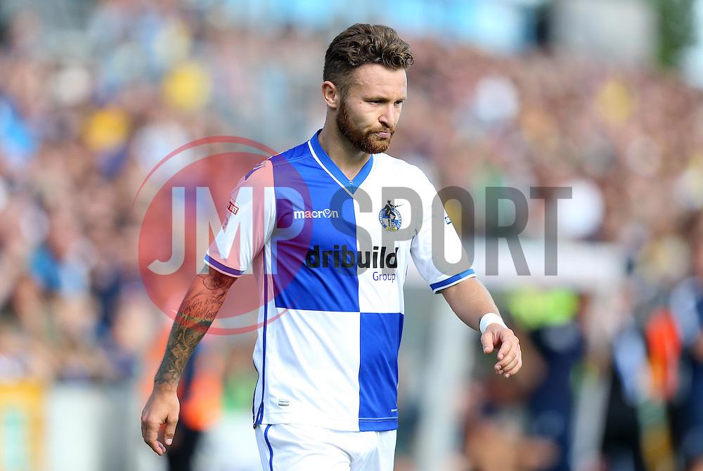 Matt Taylor of Bristol Rovers - Mandatory by-line: Robbie Stephenson/JMP - 14/08/2016 - FOOTBALL - Memorial Stadium - Bristol, England - Bristol Rovers v Oxford United - Sky Bet League One