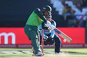 Quinton de Kock during the One Day International match between South Africa and England at PPC Newlands, Capetown, South Africa on 4 February 2020.