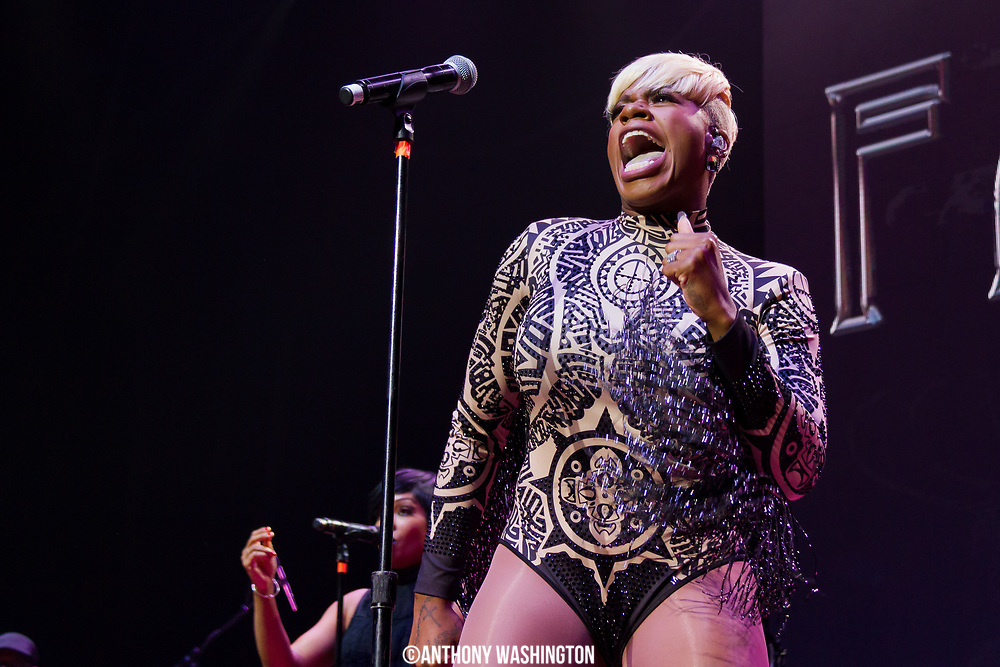 Fantasia performs during of Summer Spirit Festival at Merriweather Post Pavilion in Columbia, Md on Saturday, August 5, 2017.