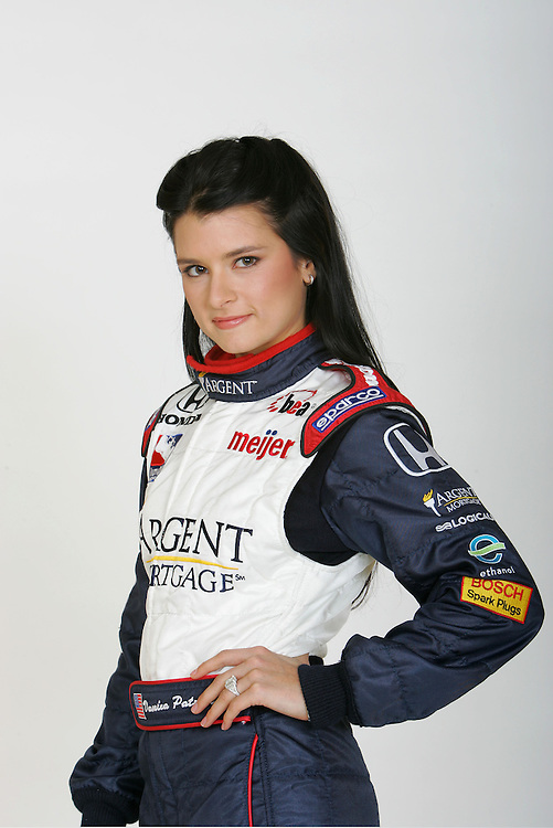 Danica Patrick, photo shoot, Phoenix, AZ USA 1/24/06