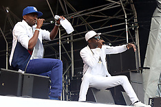 Reggie and Bollie Portsmouth Show